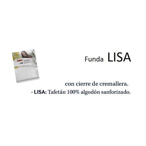 FUNDA ALMOHADA MOSHY 90 LISA M-1103