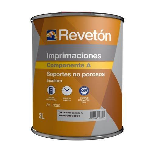 IMPRIMACION REVETON SOPOR NO POROS 2 COMP 7050 2L
