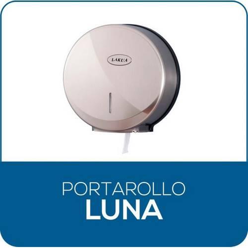 PORTARROLLO LAKUA LUNA NIQUEL 300M 2027AE58302