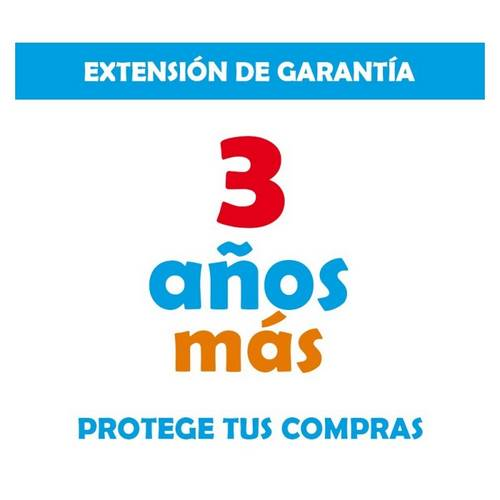 EXTENSION GARANTIA HASTA 500 EUROS