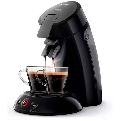 CAFETERA PHILIPS HD6554/61 SENSEOII RAVEN BLACK