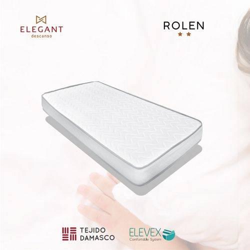 COLCHON ELEGANT ROLEN-18 90X200 ENRROLLADO