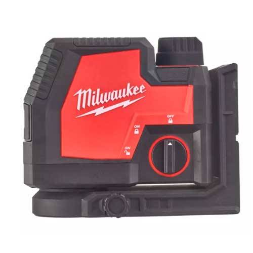NIVEL LASER MILWAUKEE L4CLL-301C 2 LINEAS